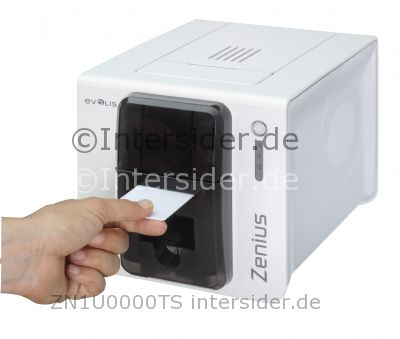 Evolis Drucker Zenius